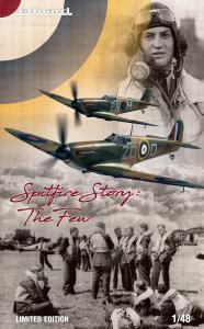 The Spitfire Story - Limited Edition · EDU 11143 ·  Eduard · 1:48