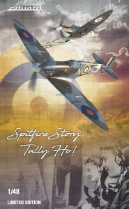 SPITFIRE STORY: Tally ho - Limited Edition · EDU 11146 ·  Eduard · 1:48