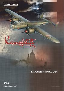 Kampfstift - Limited Edition · EDU 11147 ·  Eduard · 1:48