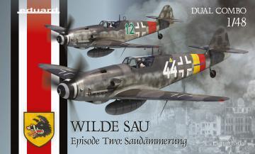 WILDE SAU Episode Two - Saudämmerung - Limited Edition · EDU 11148 ·  Eduard · 1:48