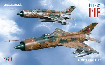 MIG 21 MF - Limited Edition · EDU 1199 ·  Eduard · 1:48