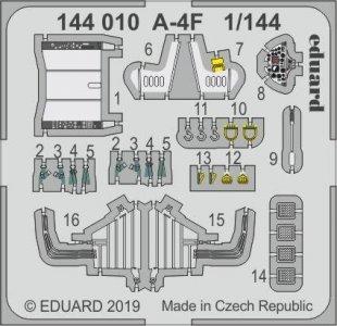 A-4F [Eduard] · EDU 144010 ·  Eduard · 1:144
