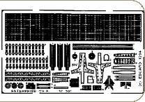 Flugzeugträger USS Enterprise CV6 [Tamiya] · EDU 17001 ·  Eduard · 1:700