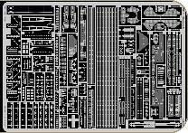 Schlachtschiff Bismarck [Dragon] · EDU 17019 ·  Eduard · 1:700
