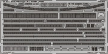 USS Saratoga CV-3 [Trumpeter] · EDU 17025 ·  Eduard · 1:700