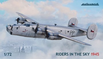 Riders in the Sky 1945 - Limited Edition · EDU 2123 ·  Eduard · 1:72