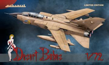 Desert Babes - Limited edition · EDU 2137 ·  Eduard · 1:72