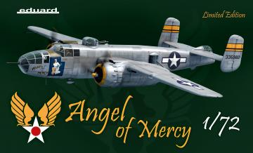 Angel of Mercy - Limited edition · EDU 2140 ·  Eduard · 1:72