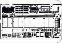 Panther Ausf. G Fotoätzsatz · EDU 22027 ·  Eduard · 1:72