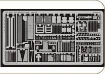 M-3 Half Track Für Academy Bausatz · EDU 22120 ·  Eduard · 1:72