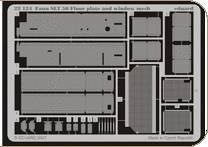 Faun SLT 50 Floor plate and window mesh für Revell-Bausatz · EDU 22124 ·  Eduard · 1:72