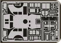 M-26 Dragon Wagon für Academy Bausatz · EDU 22130 ·  Eduard · 1:72