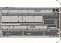 BR 52 w/Steifrahmentender part 2 [HobbyBoss] · EDU 22133 ·  Eduard · 1:72