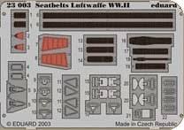 Luftwaffe WW.II · EDU 23003 ·  Eduard · 1:24