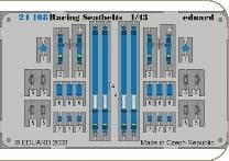 Sitzgurte Willans 4 points blau · EDU 24108 ·  Eduard · 1:43
