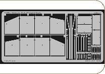 Schurzen StuG.III Ausf.G Frühe Version, Für Tamiya Bausatz. · EDU 28035 ·  Eduard · 1:48