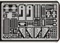 LCM-3 Landing Craft Für Hobby Boss Bausatz 84817 · EDU 28054 ·  Eduard · 1:48