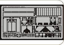 M-4A3E8 Sherman Für Hobby Boss Bausatz · EDU 28057 ·  Eduard · 1:48