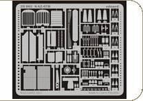 GAZ-67B  1/48 für Tamiya-Bausatz 32542 · EDU 28063 ·  Eduard · 1:48