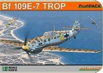 Messerschmitt Bf 109 E-4/E-7/Trop Profipack · EDU 3004 ·  Eduard · 1:32