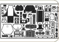 P-51 B Mustang III [Revell] · EDU 32013 ·  Eduard · 1:32