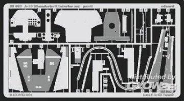 A10 Thunderbolt - Interior set [Trumpeter] · EDU 32061 ·  Eduard · 1:32