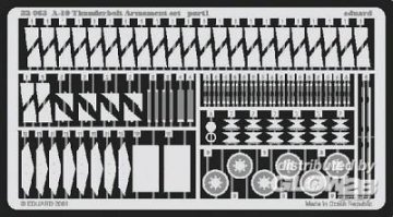 A-10 Thunderbolt II - Armament set [Trumpeter] · EDU 32063 ·  Eduard · 1:32