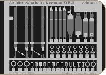 Seatbelts German WW.I · EDU 32089 ·  Eduard · 1:32