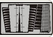 F4F Wildcat Landing Flaps für Trumpeter Bausatz · EDU 32117 ·  Eduard · 1:32