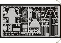 F4U-1 Corsair - Interior [Trumpeter] · EDU 32118 ·  Eduard · 1:32