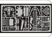 F4U-4 Corsair I - Interior [Trumpeter] · EDU 32124 ·  Eduard · 1:32