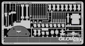 TBF/TBM Avenger - Engine · EDU 32131 ·  Eduard · 1:32