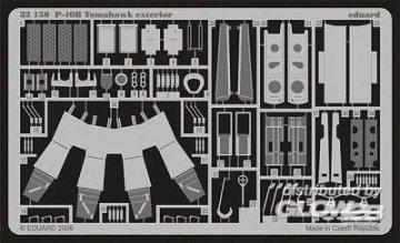 P-40B Tomahawk - Exterior [Trumpeter] · EDU 32150 ·  Eduard · 1:32
