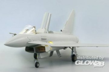 EF 2000 Single Seater - Exterior [Trumpeter] · EDU 32234 ·  Eduard