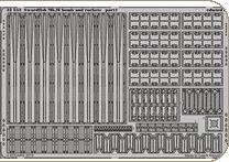 Swordfish Mk.II bombs and rockets (TRU) · EDU 32252 ·  Eduard · 1:32