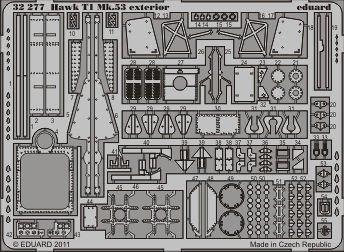 Hawk T1 Mk.53 - Exterior [Revell] · EDU 32277 ·  Eduard · 1:32