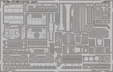 EA-18G - Exterior [Trumpeter] · EDU 32288 ·  Eduard · 1:32