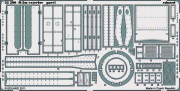 Il-2m - Exterior [HobbyBoss] · EDU 32290 ·  Eduard · 1:32
