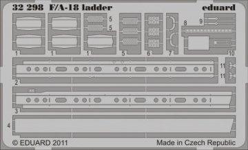 F/A-18 - Ladder [Trumpeter] · EDU 32298 ·  Eduard · 1:32