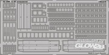 A-4E - Armament [Trumpeter] · EDU 32299 ·  Eduard · 1:32
