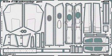 F-14D - Undercarriage [Trumpeter] · EDU 32310 ·  Eduard · 1:32