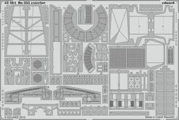 Dornier Do 335 - Exterior [HKM] · EDU 32364 ·  Eduard · 1:32