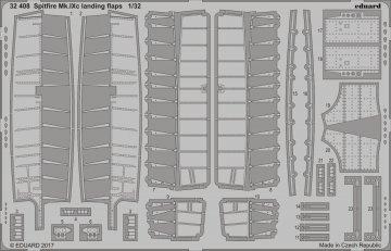Spitfire Mk.IXc - Landing flaps [Revell] · EDU 32408 ·  Eduard · 1:32
