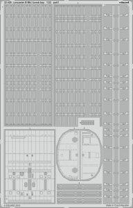 Lancaster B Mk.I - Bomb bay [HKM] · EDU 32429 ·  Eduard · 1:32