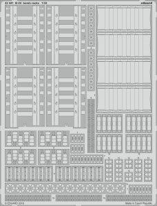 B-24 Liberator - Bomb racks [HobbyBoss] · EDU 32441 ·  Eduard · 1:32