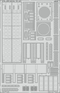 A-26B - Bomb bay [HobbyBoss] · EDU 32454 ·  Eduard · 1:32
