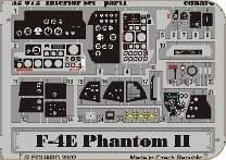 F-4E Phantom - Interior [Tamiya] · EDU 32503 ·  Eduard · 1:32