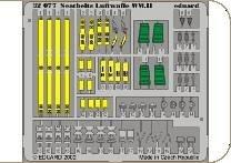 Seatbelts Luftwaffe WWII · EDU 32507 ·  Eduard · 1:32