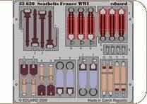 Seatbelts France WWI · EDU 32620 ·  Eduard · 1:32