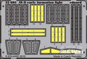AV-8 early - Formation light [Trumpeter] · EDU 32693 ·  Eduard · 1:32